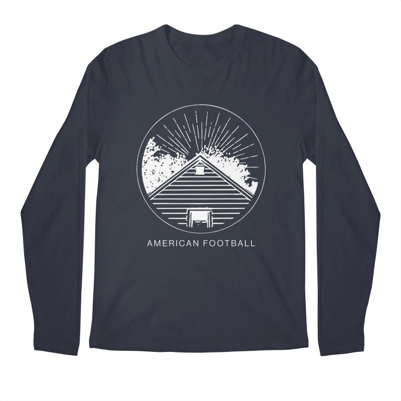 American Football - Home is Where the Haunt is Men's Regular Longsleeve T-Shirt by Polyvinyl Threadless Shop