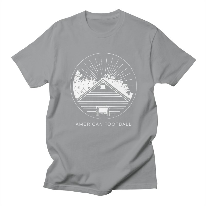 American Football - Home is Where the Haunt is Women's Regular Unisex T-Shirt by Polyvinyl Threadless Shop