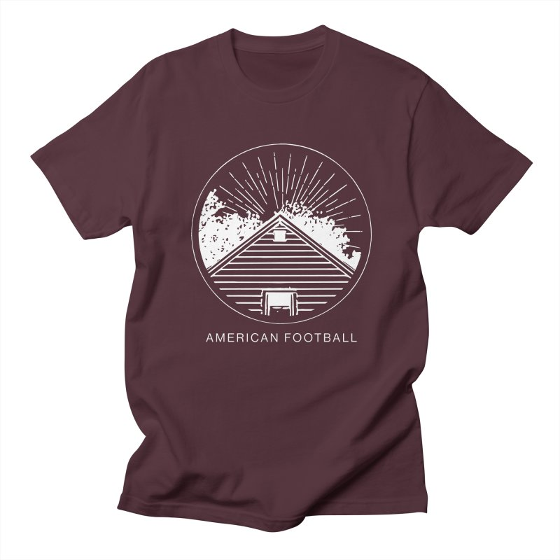 American Football - Home is Where the Haunt is Men's Regular T-Shirt by Polyvinyl Threadless Shop