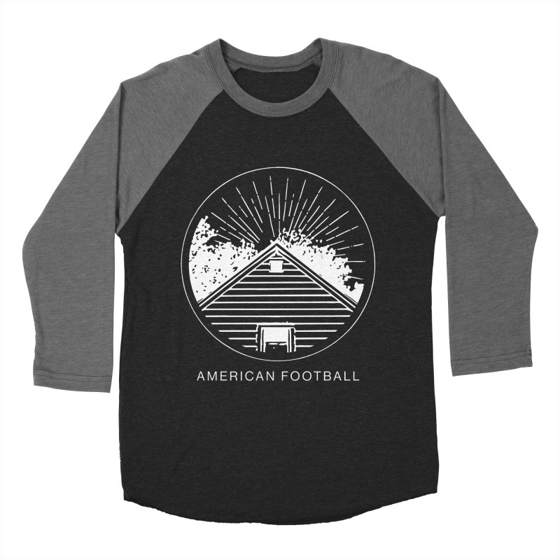 American Football - Home is Where the Haunt is Women's Baseball Triblend Longsleeve T-Shirt by Polyvinyl Threadless Shop