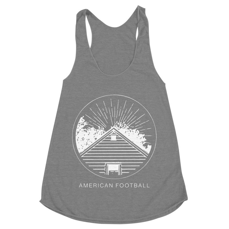 American Football - Home is Where the Haunt is Women's Tank by Polyvinyl Threadless Shop