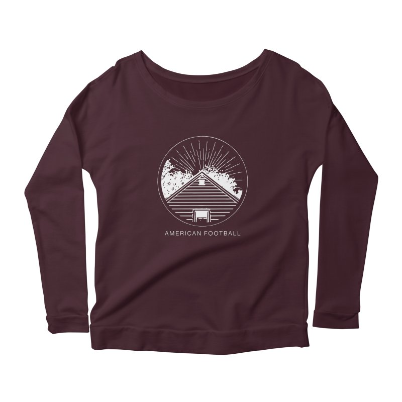American Football - Home is Where the Haunt is Women's Longsleeve T-Shirt by Polyvinyl Threadless Shop