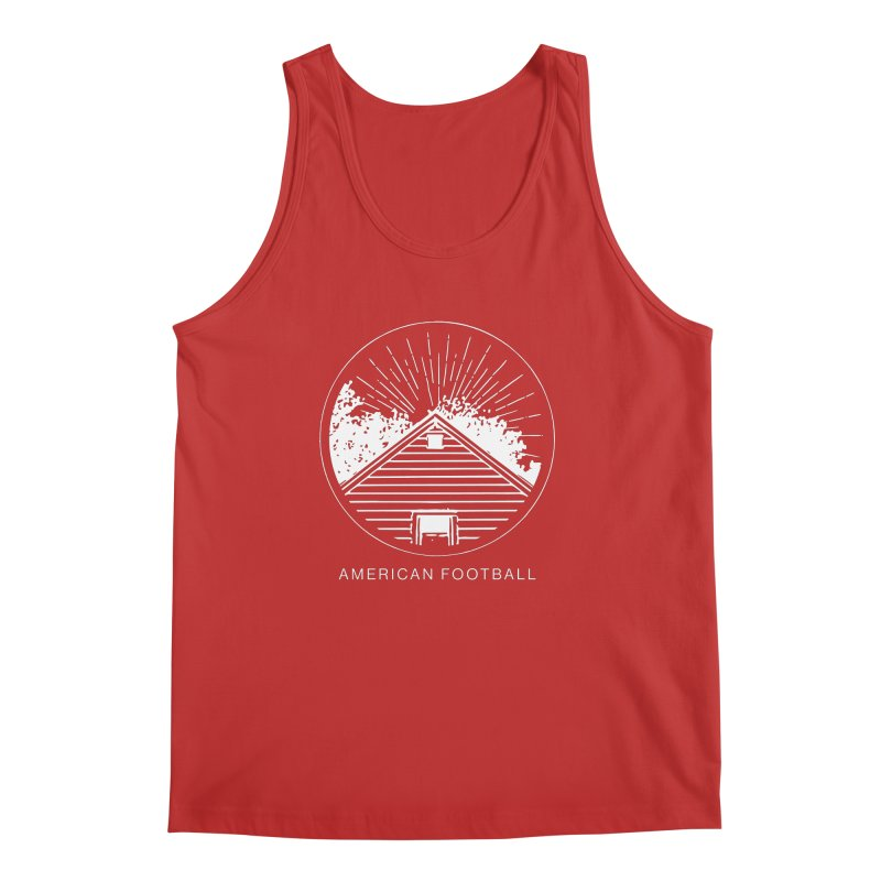 American Football - Home is Where the Haunt is Men's Regular Tank by Polyvinyl Threadless Shop
