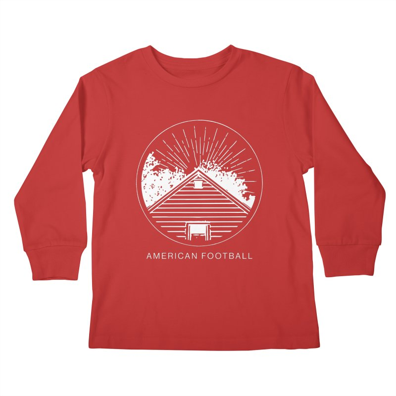 American Football - Home is Where the Haunt is Kids Longsleeve T-Shirt by Polyvinyl Threadless Shop