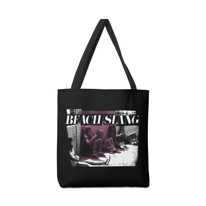 Beach Slang - Latch Key Accessories Tote Bag Bag by Polyvinyl Threadless Shop