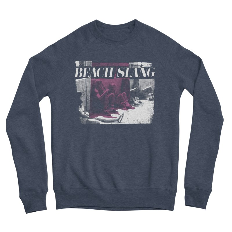 Beach Slang - Latch Key Men's Sweatshirt by Polyvinyl Threadless Shop