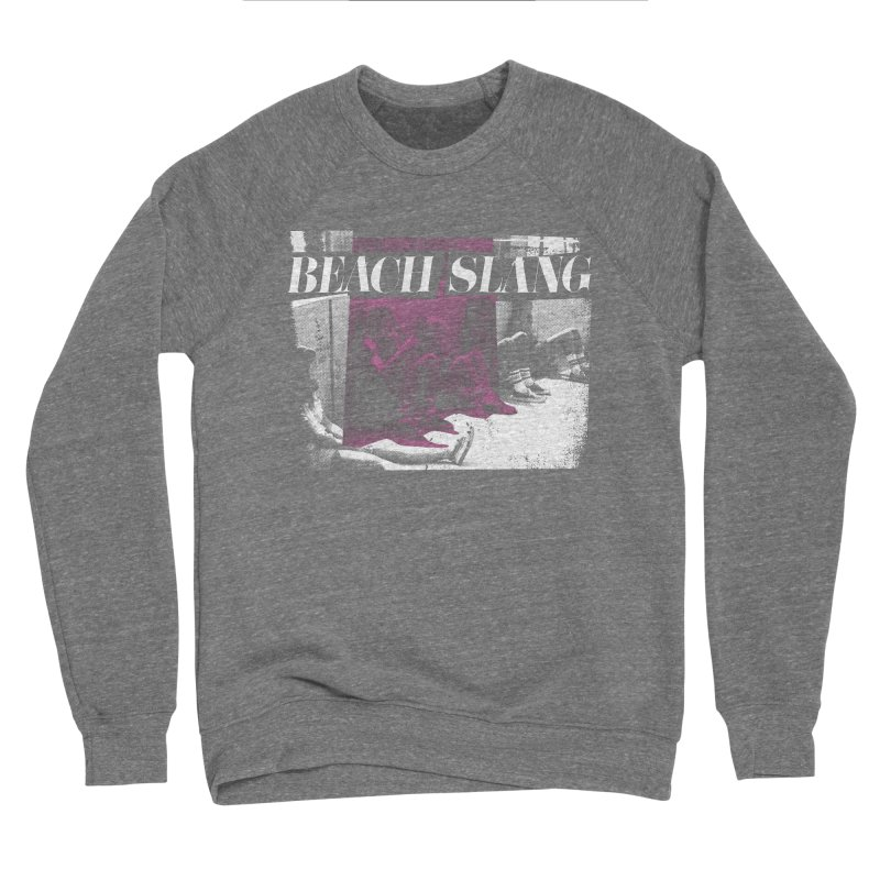 Beach Slang - Latch Key Women's Sponge Fleece Sweatshirt by Polyvinyl Threadless Shop