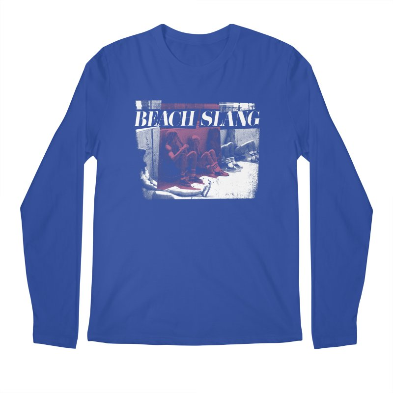 Beach Slang - Latch Key Men's Regular Longsleeve T-Shirt by Polyvinyl Threadless Shop