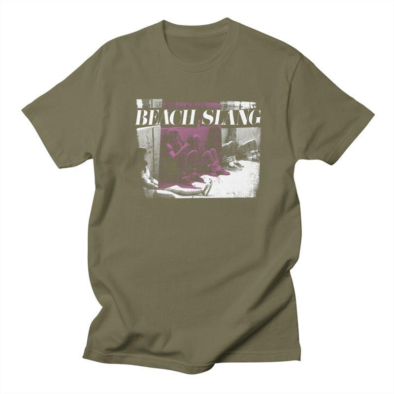 Beach Slang - Latch Key Women's Regular Unisex T-Shirt by Polyvinyl Threadless Shop