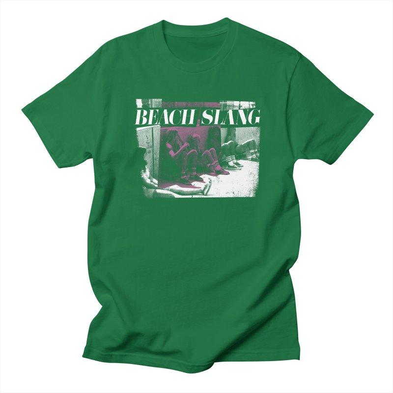 Beach Slang - Latch Key Men's Regular T-Shirt by Polyvinyl Threadless Shop