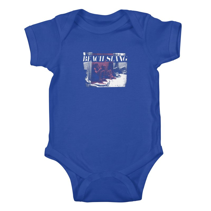 Beach Slang - Latch Key Kids Baby Bodysuit by Polyvinyl Threadless Shop
