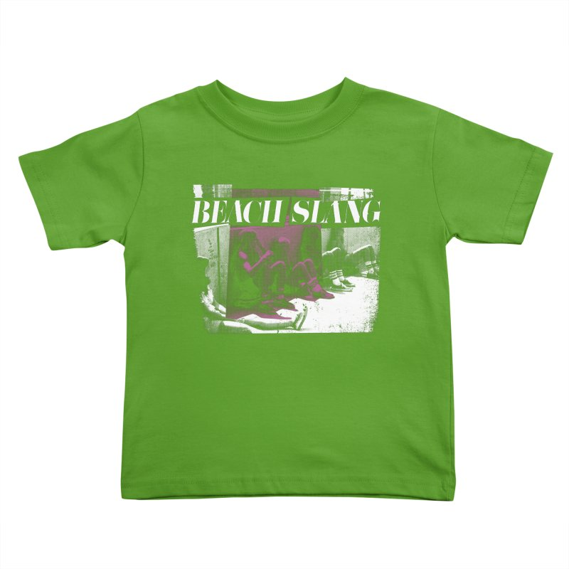 Beach Slang - Latch Key Kids Toddler T-Shirt by Polyvinyl Threadless Shop