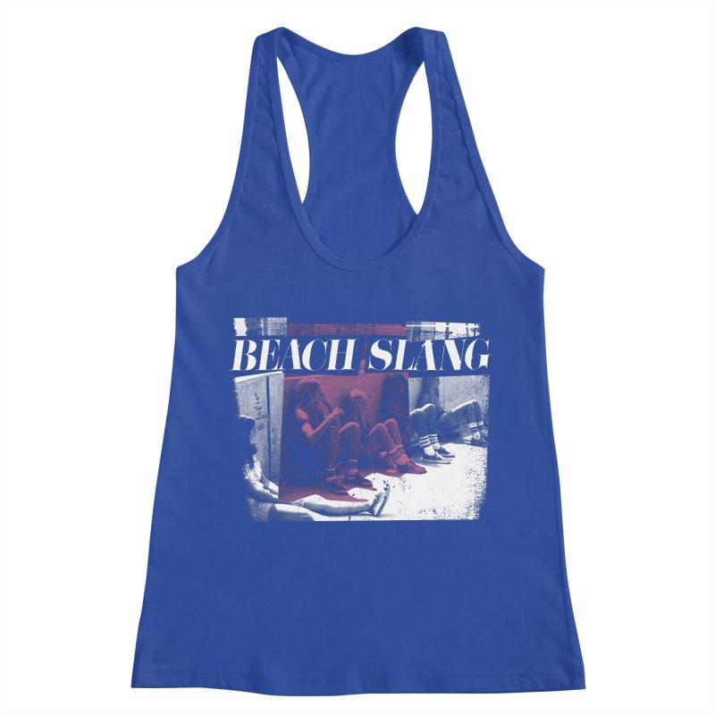 Beach Slang - Latch Key Women's Racerback Tank by Polyvinyl Threadless Shop