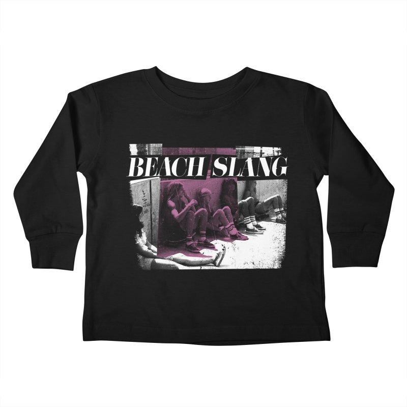 Beach Slang - Latch Key Kids Toddler Longsleeve T-Shirt by Polyvinyl Threadless Shop