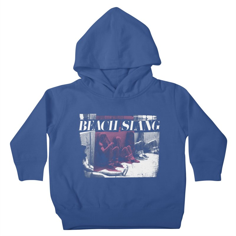 Beach Slang - Latch Key Kids Toddler Pullover Hoody by Polyvinyl Threadless Shop