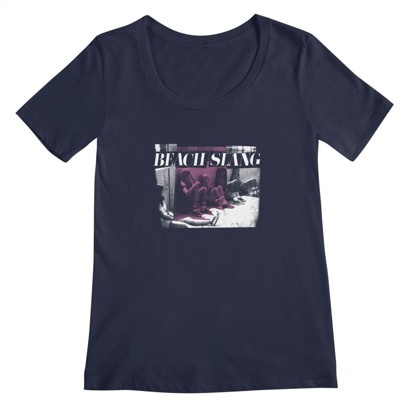 Beach Slang - Latch Key Women's Regular Scoop Neck by Polyvinyl Threadless Shop