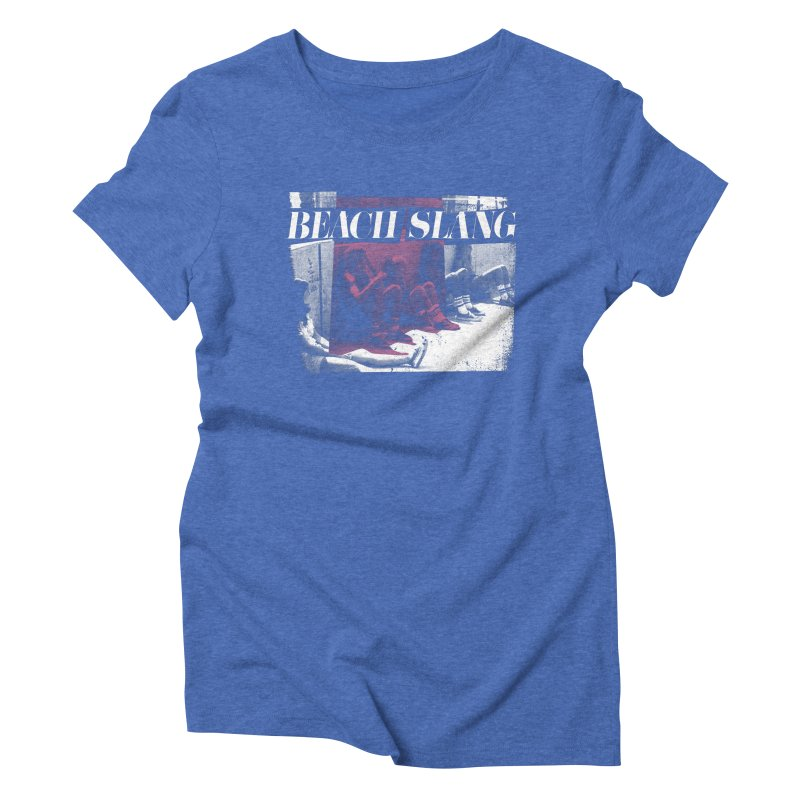 Beach Slang - Latch Key Women's Triblend T-Shirt by Polyvinyl Threadless Shop