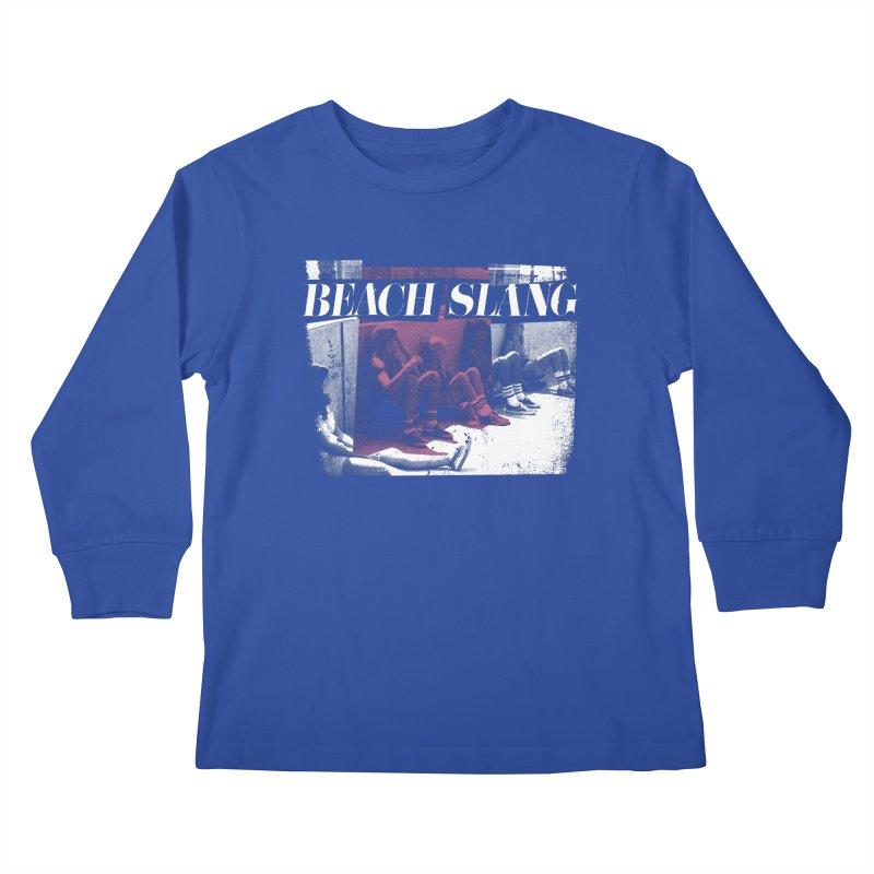 Beach Slang - Latch Key Kids Longsleeve T-Shirt by Polyvinyl Threadless Shop