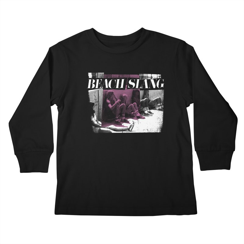 Beach Slang - Latch Key Kids Longsleeve T-Shirt by Polyvinyl Threadless Shop