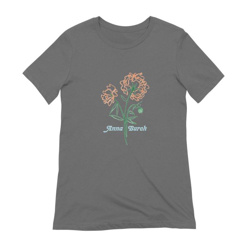 Anna Burch - Wall Flowers Women's T-Shirt by Polyvinyl Threadless Shop
