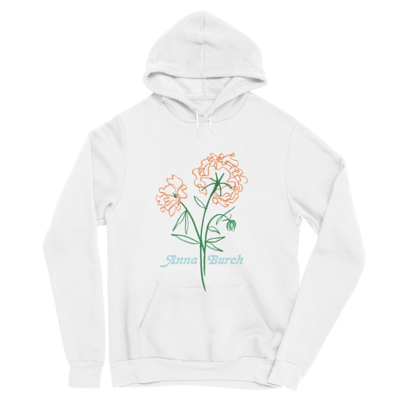 Anna Burch - Wall Flowers Men's Pullover Hoody by Polyvinyl Threadless Shop