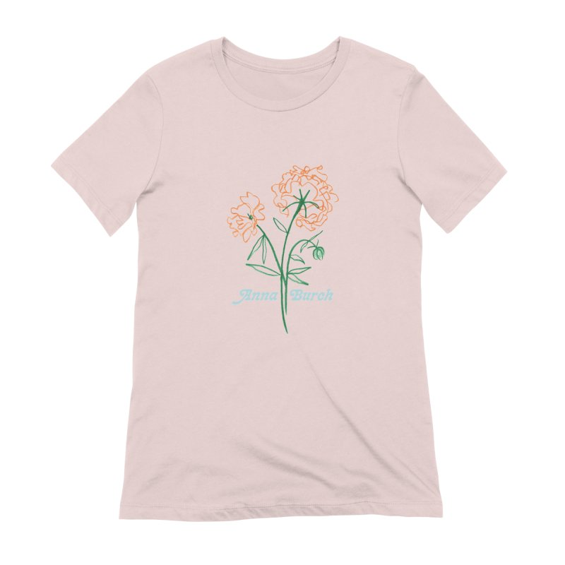 Anna Burch - Wall Flowers Women's Extra Soft T-Shirt by Polyvinyl Threadless Shop