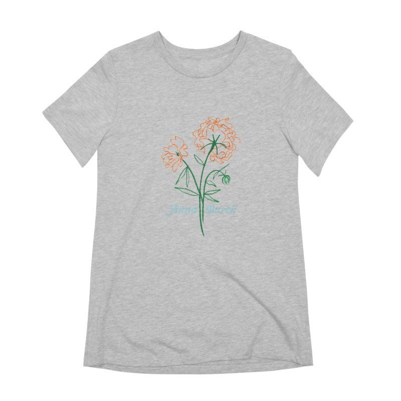 Anna Burch - Wall Flowers Women's Extra Soft T-Shirt by Polyvinyl Threadless Shop