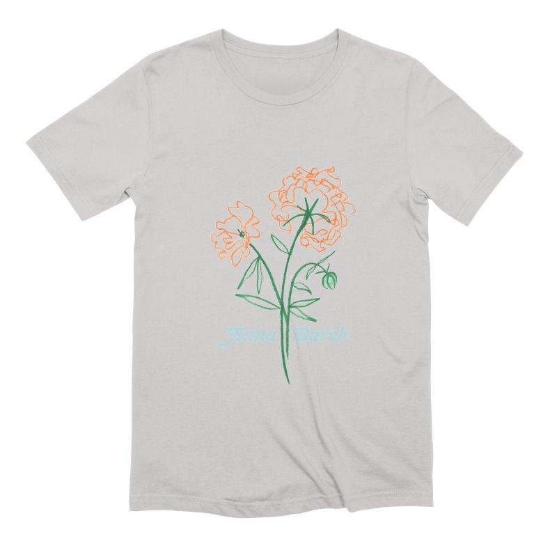Anna Burch - Wall Flowers Men's Extra Soft T-Shirt by Polyvinyl Threadless Shop