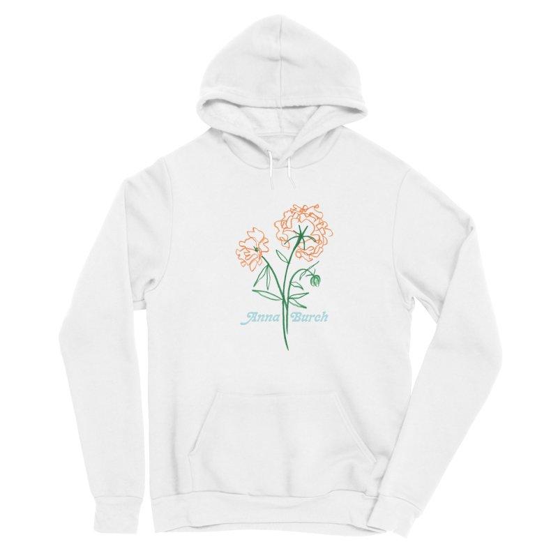 Anna Burch - Wall Flowers Men's Pullover Hoody by Polyvinyl Threadless Shop