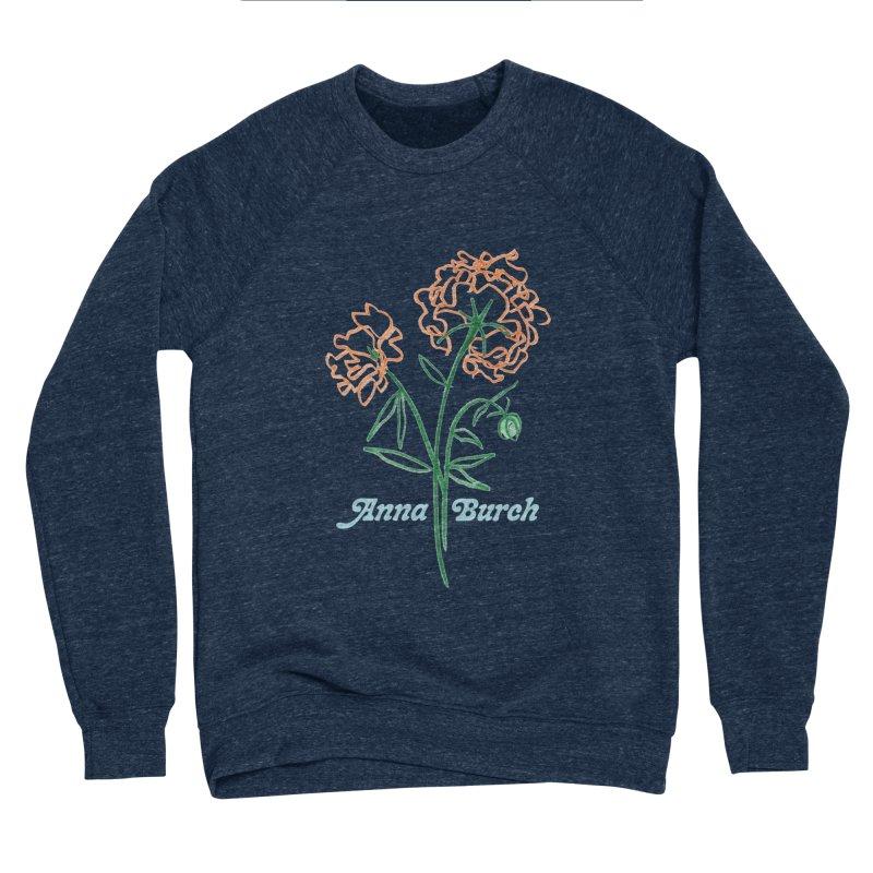 Anna Burch - Wall Flowers Women's Sponge Fleece Sweatshirt by Polyvinyl Threadless Shop