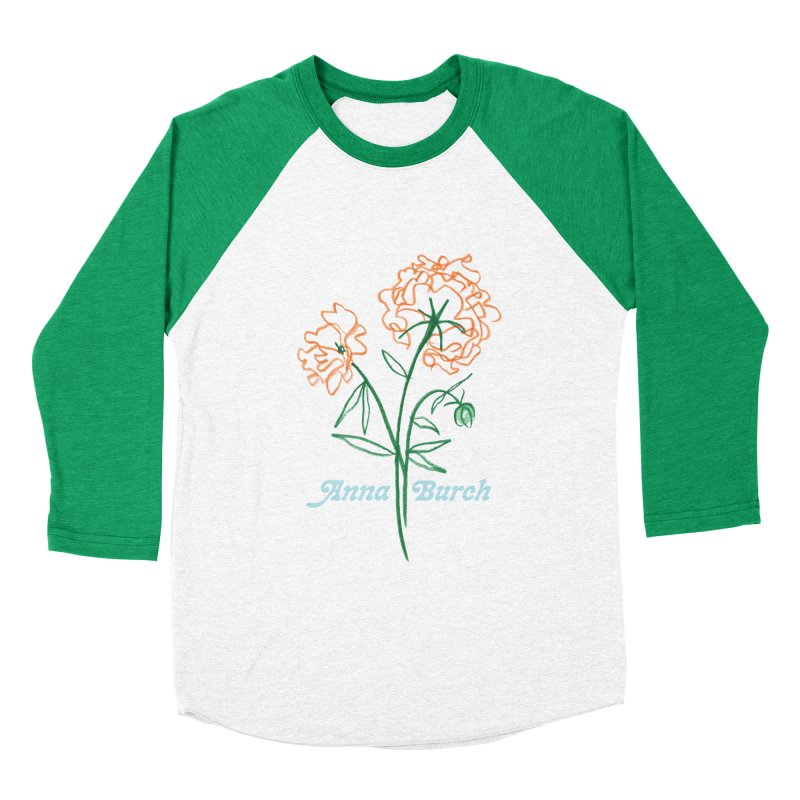 Anna Burch - Wall Flowers Women's Longsleeve T-Shirt by Polyvinyl Threadless Shop