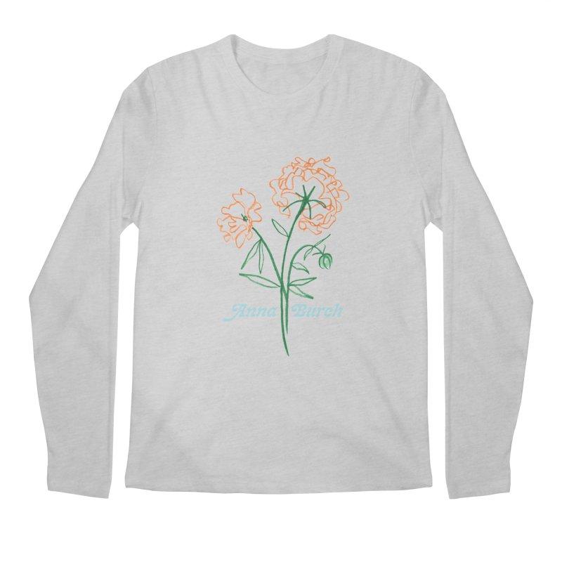 Anna Burch - Wall Flowers Men's Regular Longsleeve T-Shirt by Polyvinyl Threadless Shop