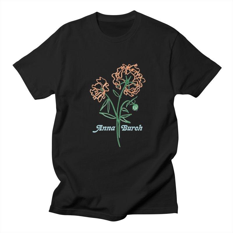Anna Burch - Wall Flowers Women's Regular Unisex T-Shirt by Polyvinyl Threadless Shop