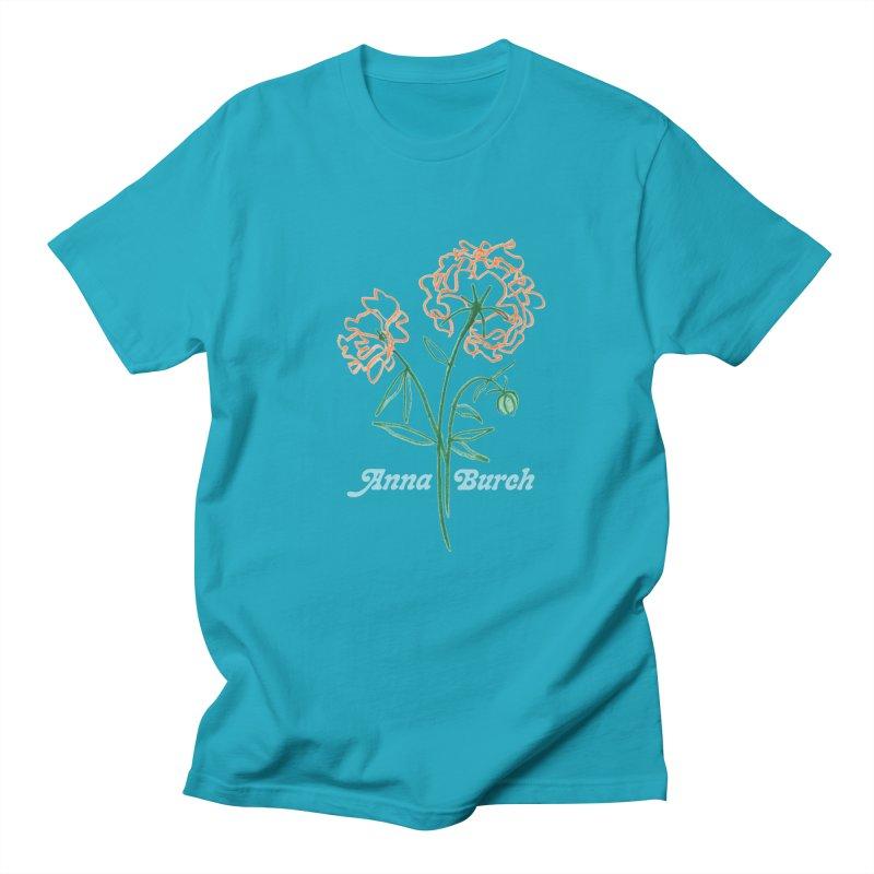 Anna Burch - Wall Flowers Men's Regular T-Shirt by Polyvinyl Threadless Shop