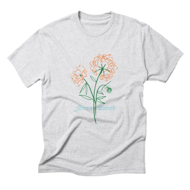 Anna Burch - Wall Flowers Men's Triblend T-Shirt by Polyvinyl Threadless Shop