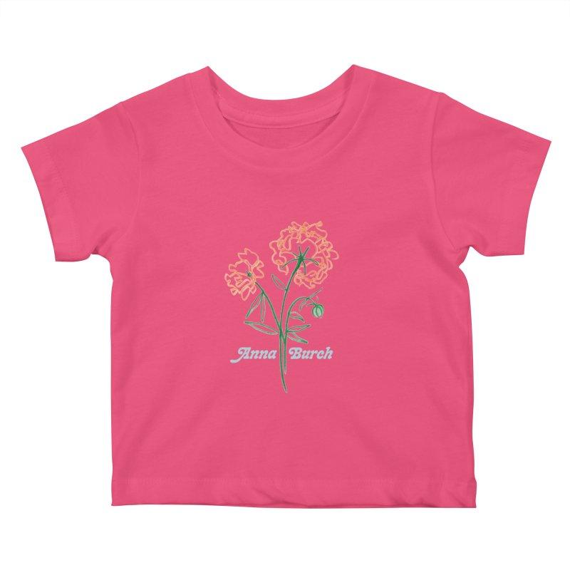 Anna Burch - Wall Flowers Kids Baby T-Shirt by Polyvinyl Threadless Shop