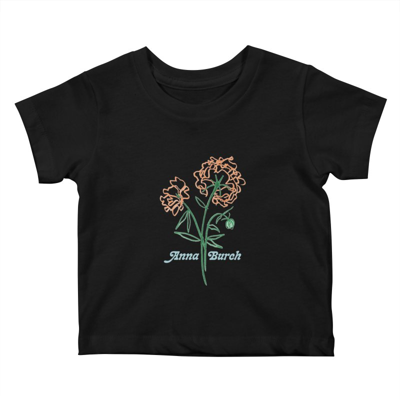 Anna Burch - Wall Flowers Kids Baby T-Shirt by Polyvinyl Threadless Shop