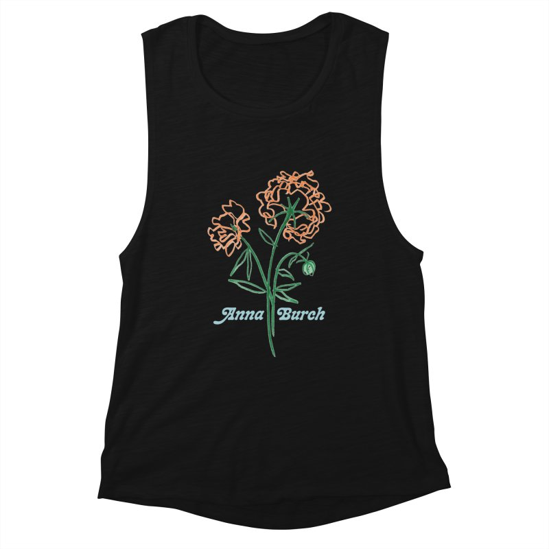 Anna Burch - Wall Flowers Women's Tank by Polyvinyl Threadless Shop