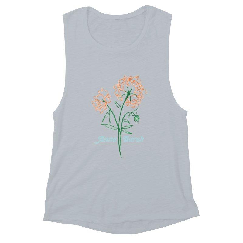 Anna Burch - Wall Flowers Women's Tank by Polyvinyl Threadless Shop