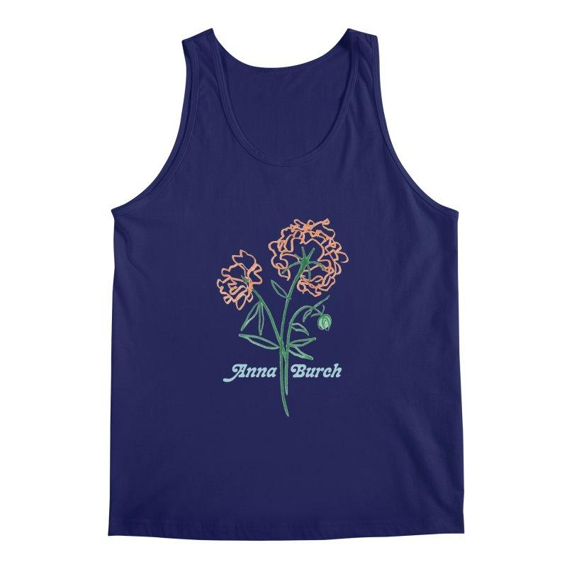 Anna Burch - Wall Flowers Men's Regular Tank by Polyvinyl Threadless Shop