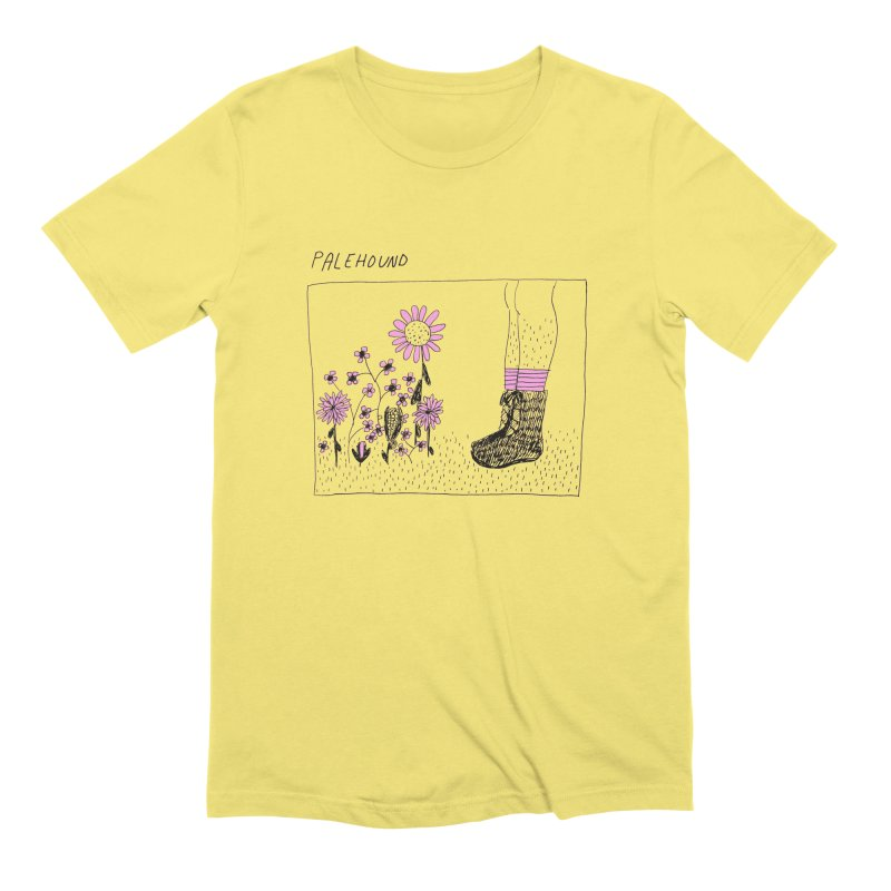 Palehound - Panel Men's T-Shirt by Polyvinyl Threadless Shop