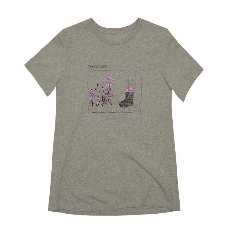 Palehound - Panel Women's Extra Soft T-Shirt by Polyvinyl Threadless Shop
