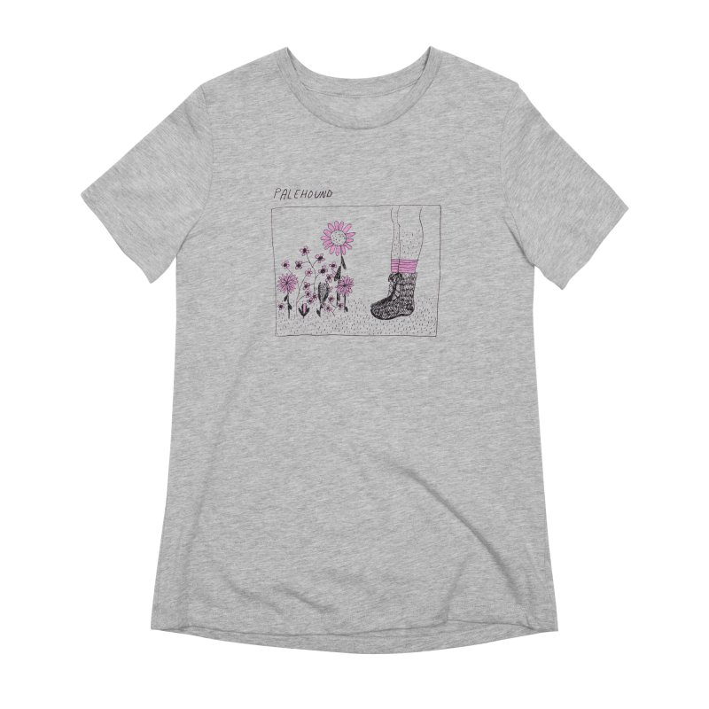 Palehound - Panel Women's Extra Soft T-Shirt by Polyvinyl Threadless Shop