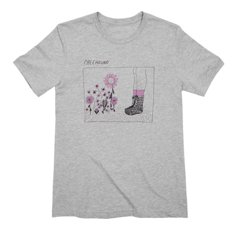 Palehound - Panel Men's Extra Soft T-Shirt by Polyvinyl Threadless Shop