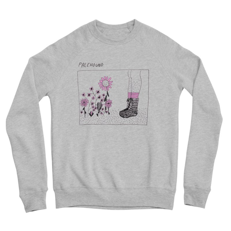 Palehound - Panel Women's Sponge Fleece Sweatshirt by Polyvinyl Threadless Shop