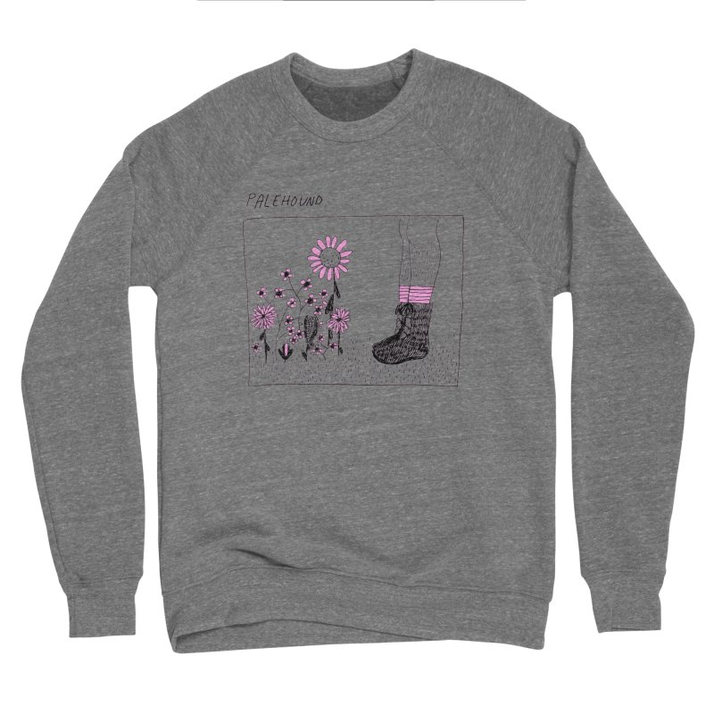 Palehound - Panel Men's Sponge Fleece Sweatshirt by Polyvinyl Threadless Shop