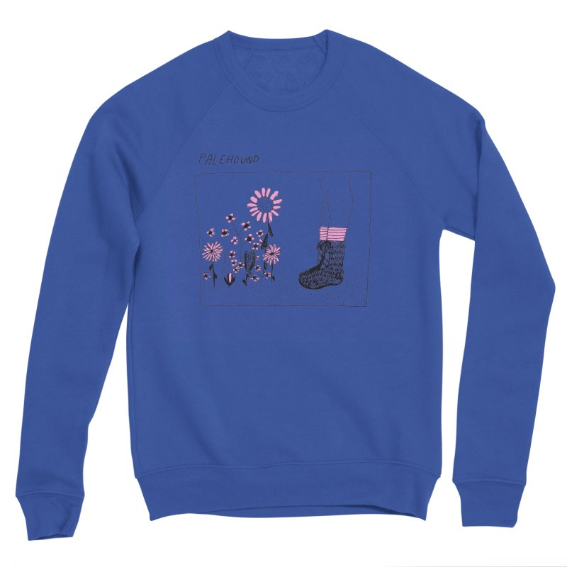 Palehound - Panel Men's Sweatshirt by Polyvinyl Threadless Shop