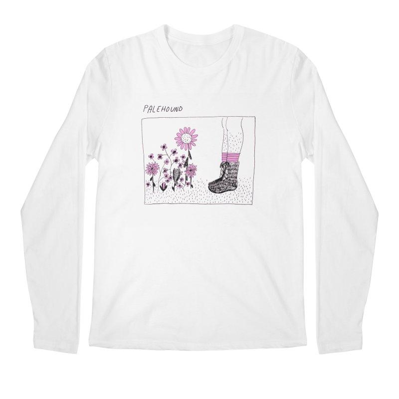 Palehound - Panel Men's Regular Longsleeve T-Shirt by Polyvinyl Threadless Shop