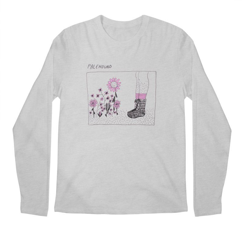 Palehound - Panel Men's Regular Longsleeve T-Shirt by Polyvinyl Threadless Shop