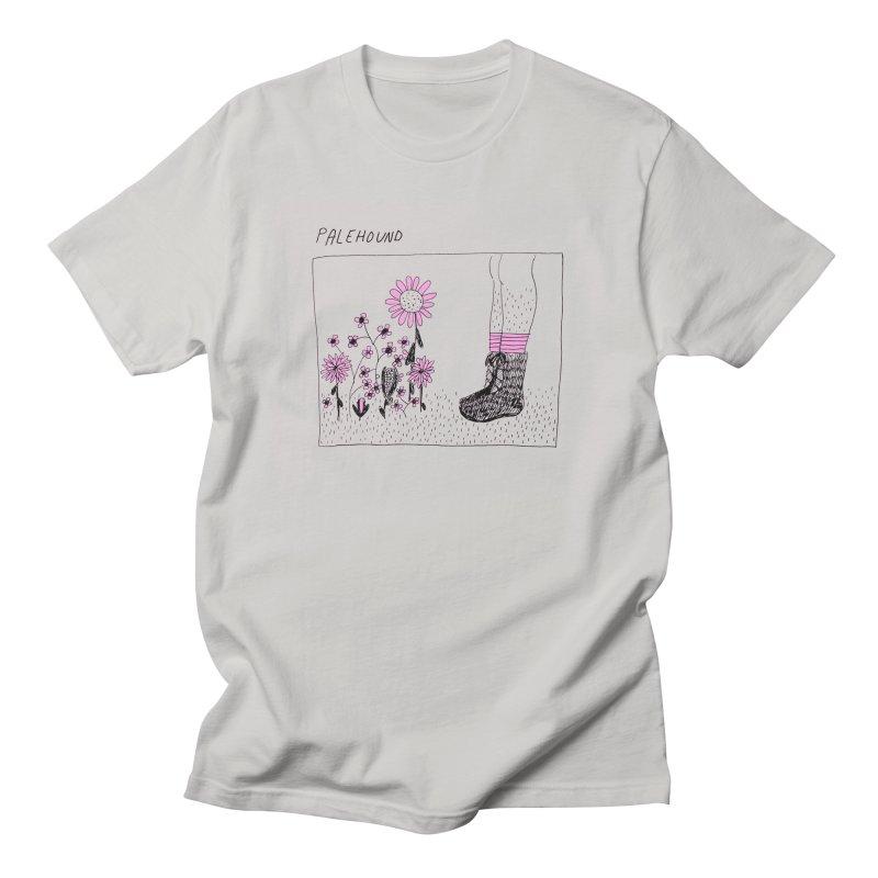 Palehound - Panel in Men's Regular T-Shirt Stone by Polyvinyl Threadless Shop